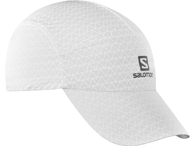 Salomon Reflective Cap white